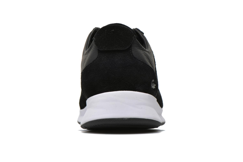Baskets Lacoste Joggeur 116 1 Noir vue droite