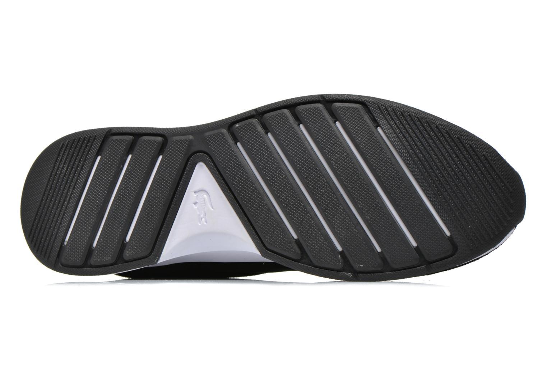 Baskets Lacoste Joggeur 116 1 Noir vue haut