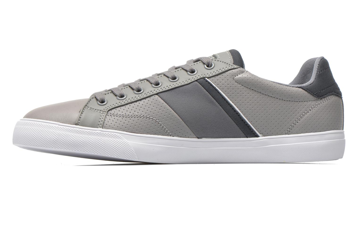 Trainers Lacoste Fairlead 116 1 Grey front view