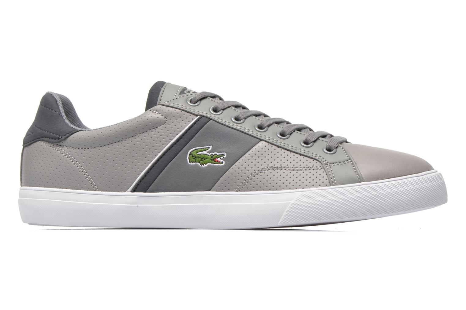 Trainers Lacoste Fairlead 116 1 Grey back view