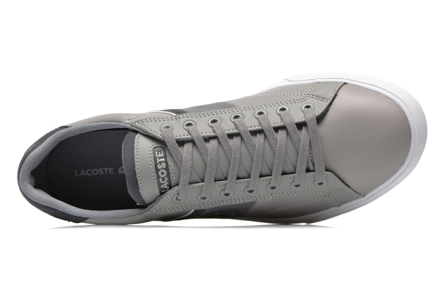 Trainers Lacoste Fairlead 116 1 Grey view from the left