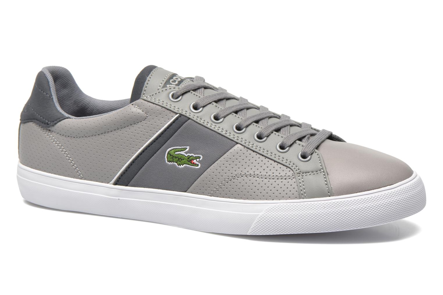 Trainers Lacoste Fairlead 116 1 Grey detailed view/ Pair view