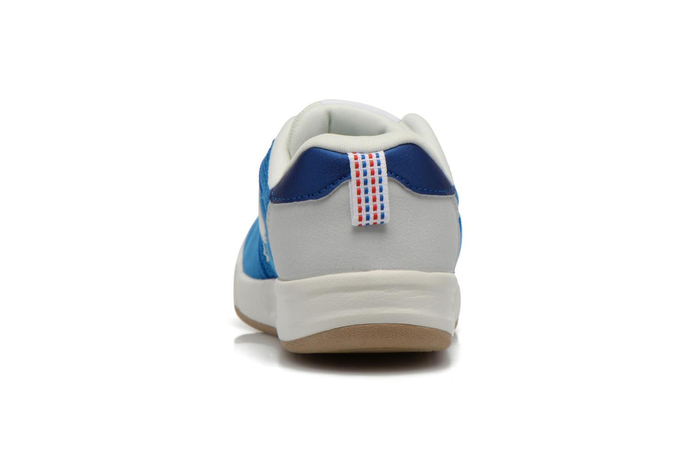 Baskets New Balance KT300 J Bleu vue droite