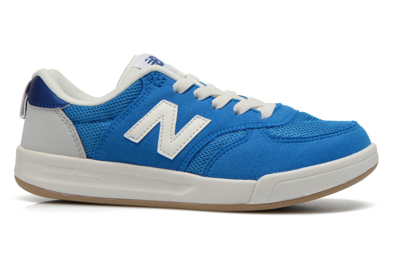 Baskets New Balance KT300 J Bleu vue derrière