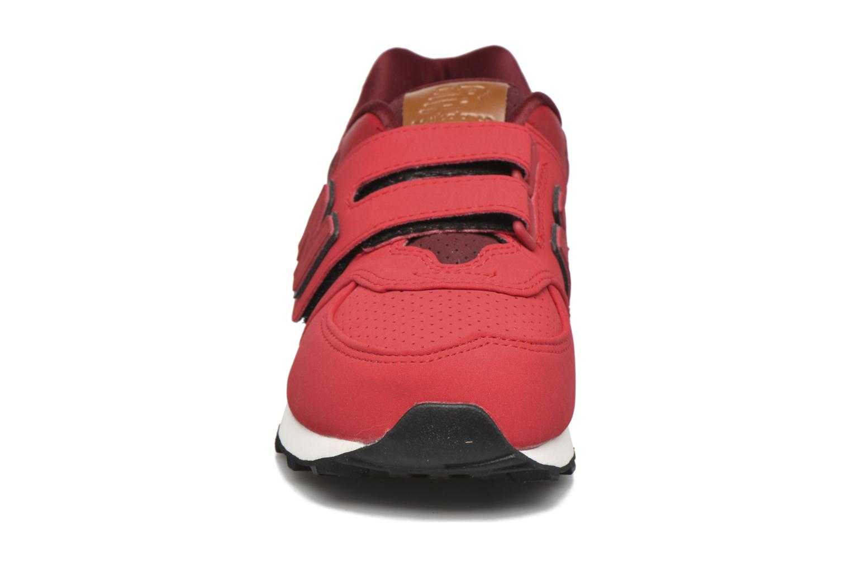 KV574 J YIY Red/Black