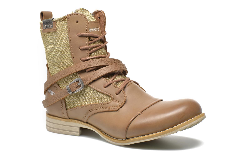 Zapatos promocionales Bunker Sara Kol (Marrón) - Botines    Gran descuento