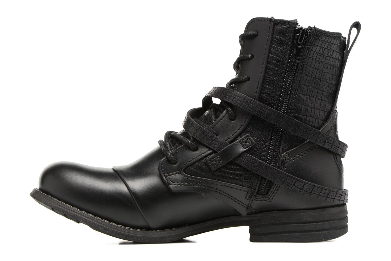 Bottines et boots Bunker Sara Kol Noir vue face