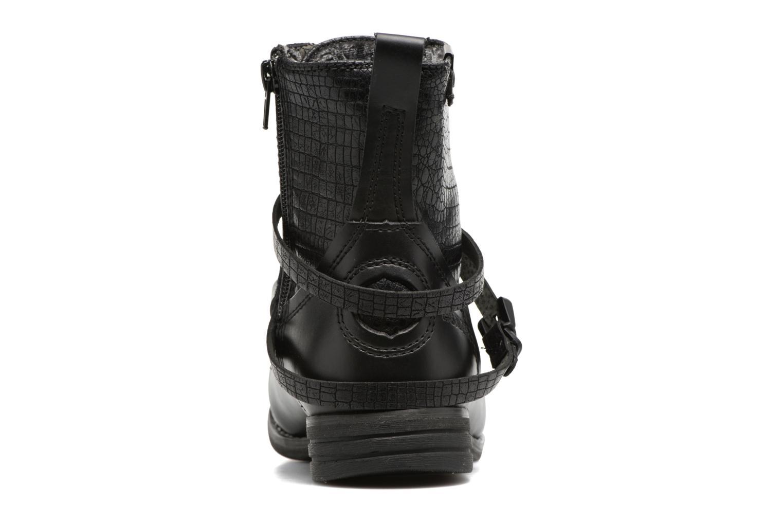 Bottines et boots Bunker Sara Kol Noir vue droite