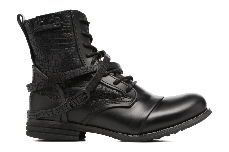 Bottines et boots Bunker Sara Kol Noir vue derrière