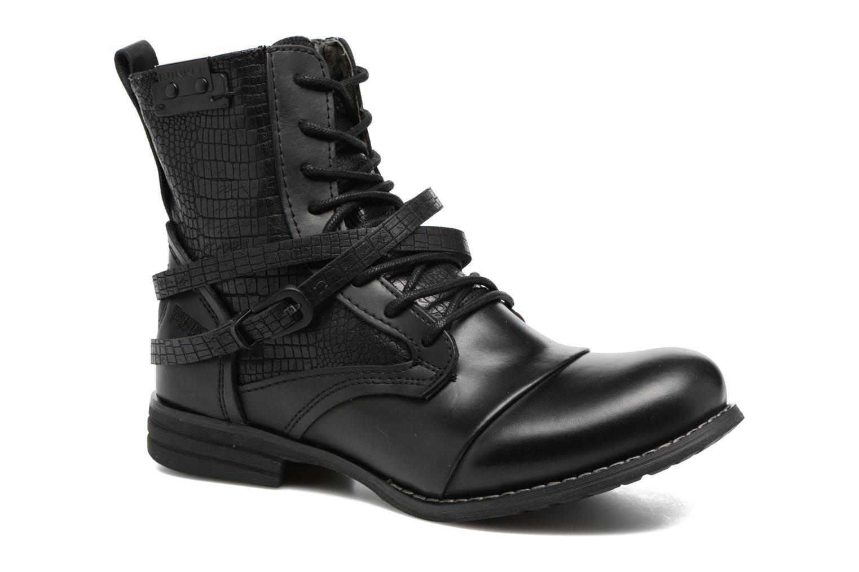 Bottines et boots Bunker Sara Kol Noir vue détail/paire