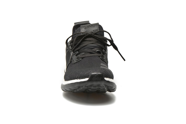 Chaussures de sport Adidas Performance Pureboost Zg Ltd Noir vue portées chaussures