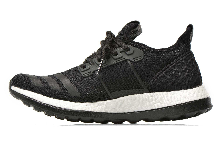 Chaussures de sport Adidas Performance Pureboost Zg Ltd Noir vue face