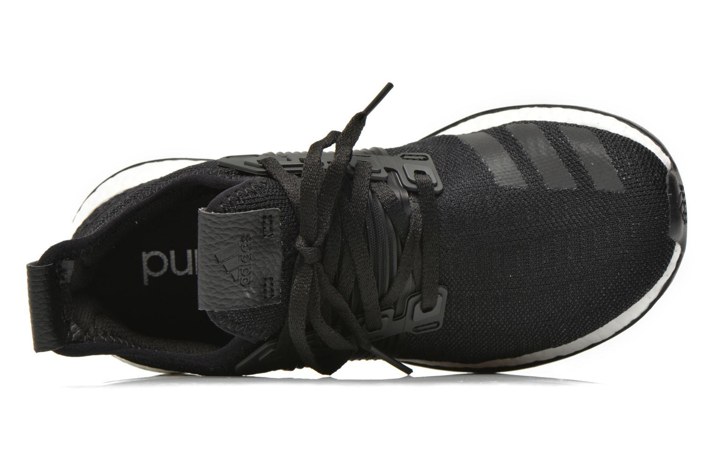 Chaussures de sport Adidas Performance Pureboost Zg Ltd Noir vue gauche