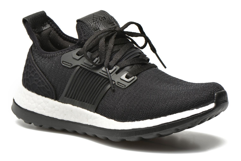 Chaussures de sport Adidas Performance Pureboost Zg Ltd Noir vue détail/paire