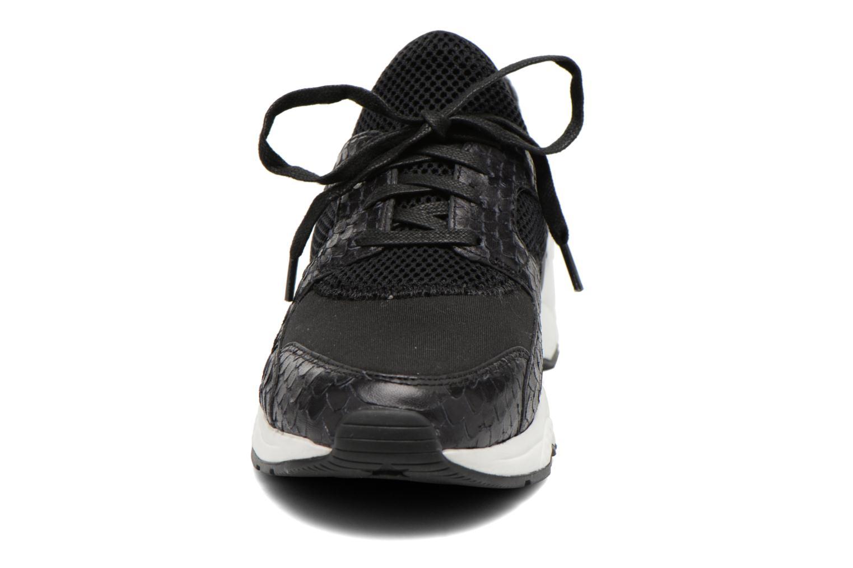 Baskets Ash Matrix Bis Noir vue portées chaussures