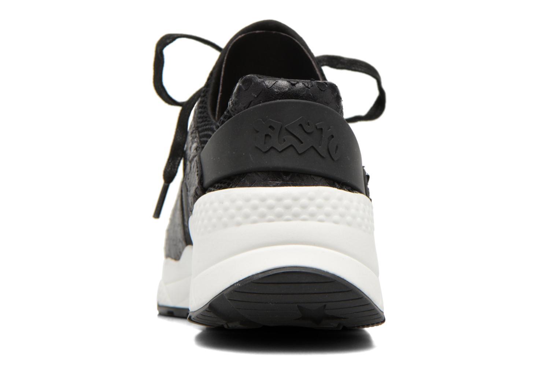 Baskets Ash Matrix Bis Noir vue droite