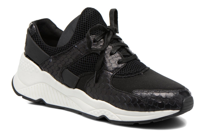 Baskets Ash Matrix Bis Noir vue détail/paire