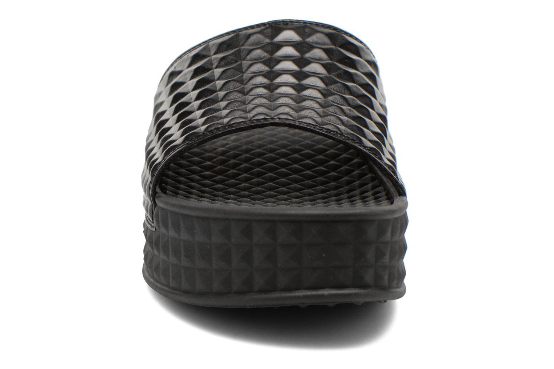 Mules et sabots Ash Scream Noir vue portées chaussures