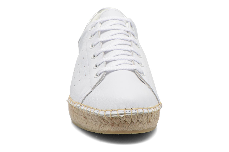 Baskets 1035 Blanc Argent