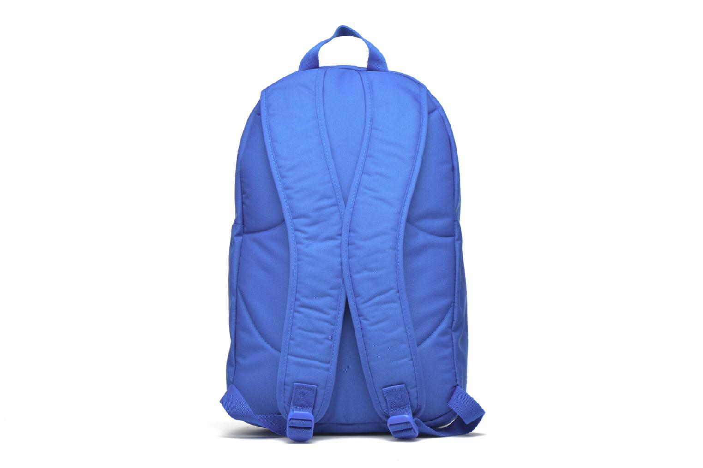 Sacs à dos Adidas Originals BP CLAS TREFOIL Bleu vue face