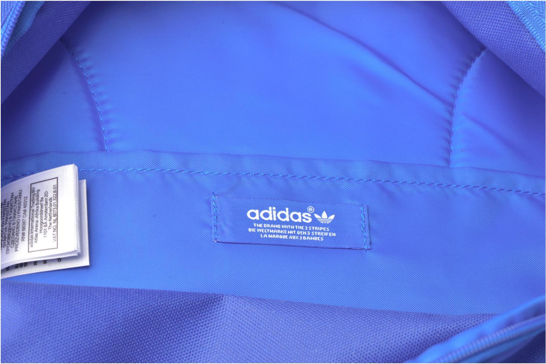 Sacs à dos Adidas Originals BP CLAS TREFOIL Bleu vue derrière