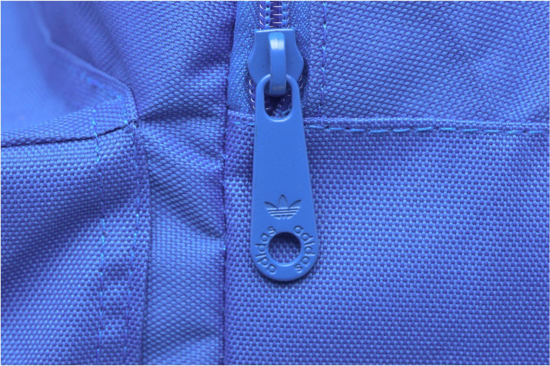 Sacs à dos Adidas Originals BP CLAS TREFOIL Bleu vue gauche