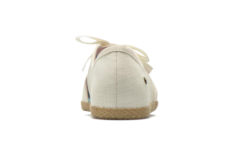 Sandales et nu-pieds UGG Ashleen Beige vue droite