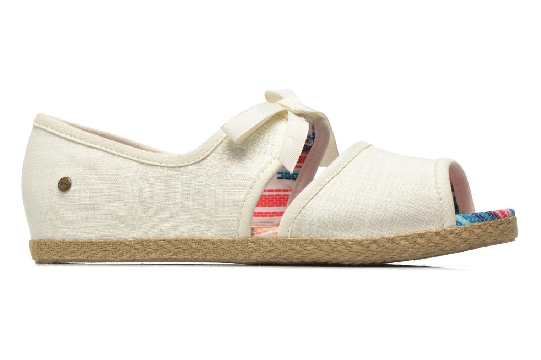Sandales et nu-pieds UGG Ashleen Beige vue derrière
