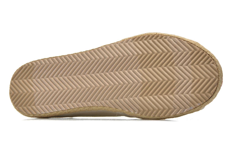 Sandales et nu-pieds UGG Ashleen Beige vue haut