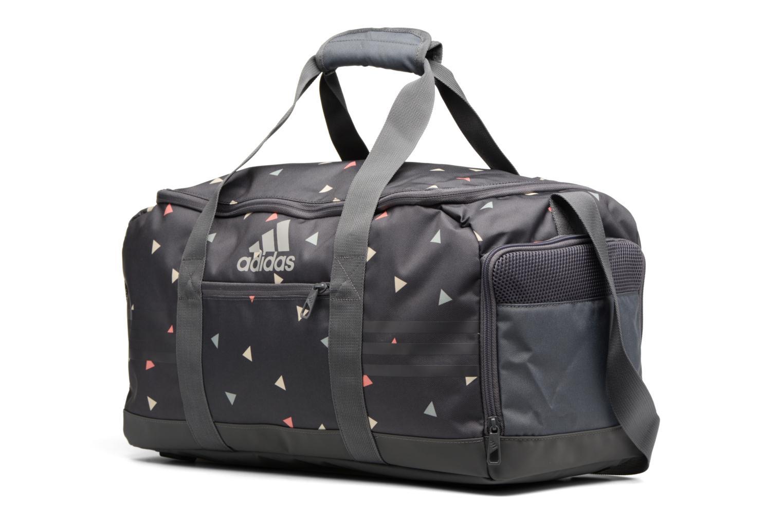Sacs de sport Adidas Performance 3S PER TB W S Gris vue portées chaussures
