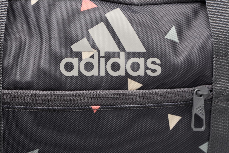 Sacs de sport Adidas Performance 3S PER TB W S Gris vue gauche