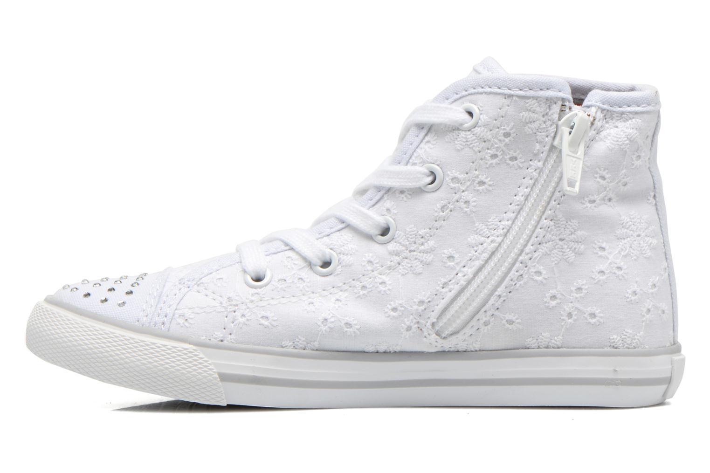 Sneaker Primigi College G86 weiß ansicht von vorne