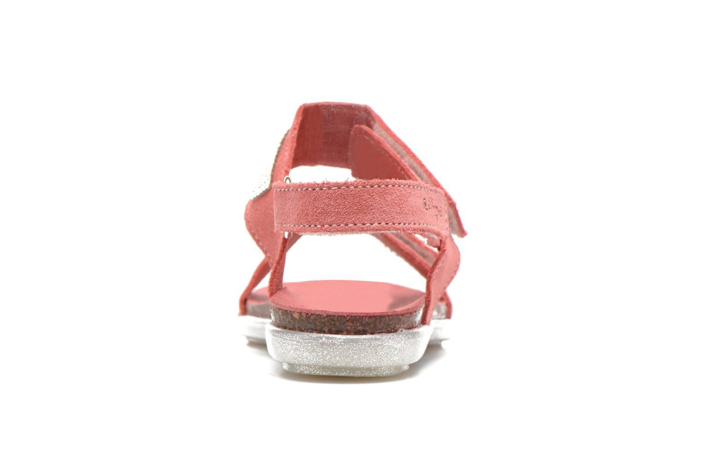 Sandales et nu-pieds Primigi Kyda Rose vue droite