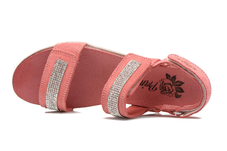 Sandales et nu-pieds Primigi Kyda Rose vue gauche
