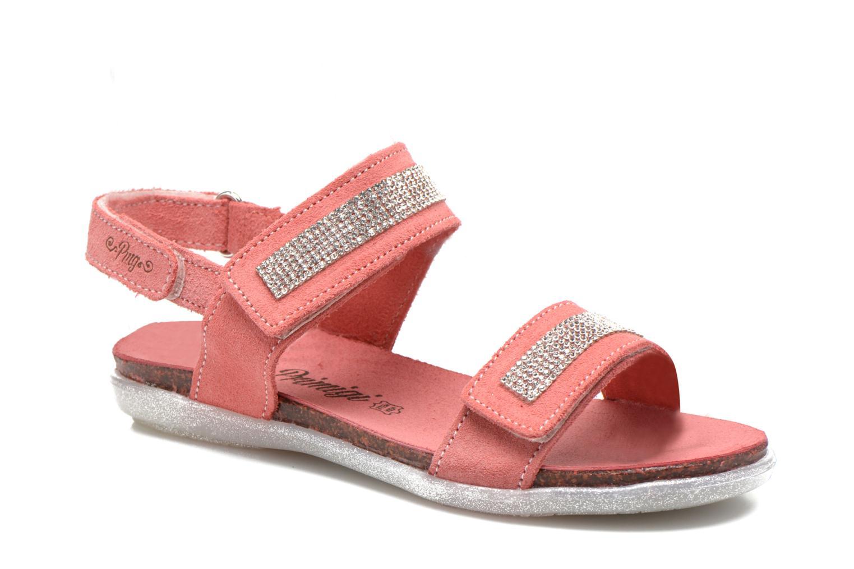 Sandales et nu-pieds Primigi Kyda Rose vue détail/paire