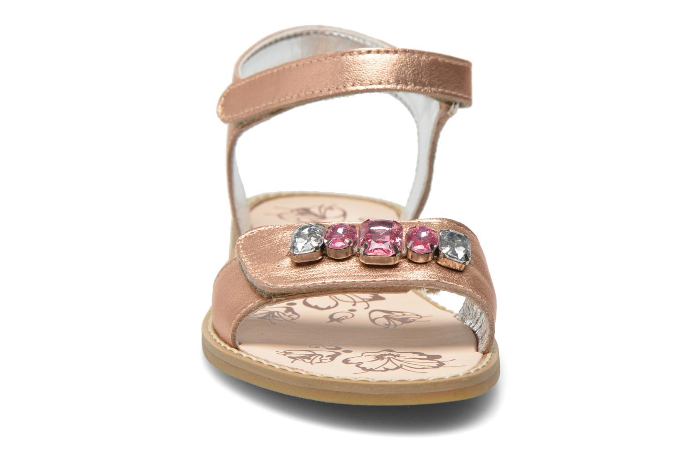 Sandales et nu-pieds Primigi Gabrielle Or et bronze vue portées chaussures