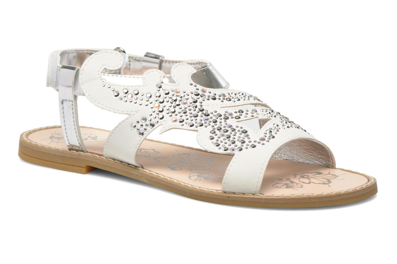 Sandaler Primigi Seline Hvid detaljeret billede af skoene