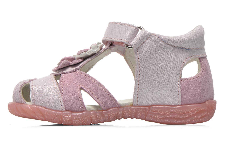 Sandales et nu-pieds Primigi Fraise Rose vue face