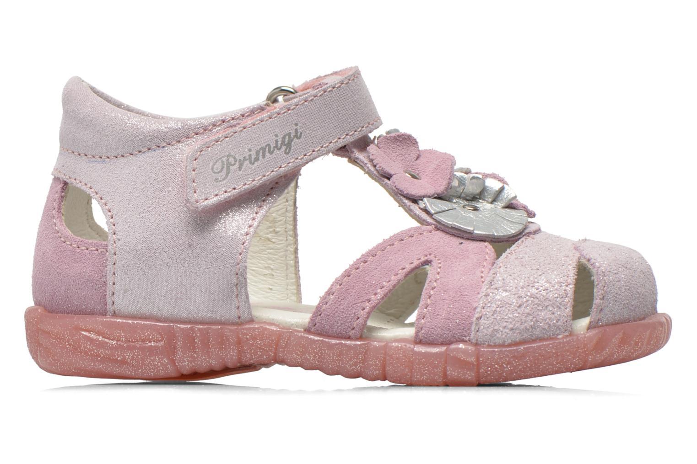 Sandales et nu-pieds Primigi Fraise Rose vue derrière