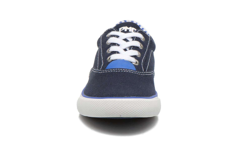 Baskets Primigi Pmg Olli 8 Bleu vue portées chaussures