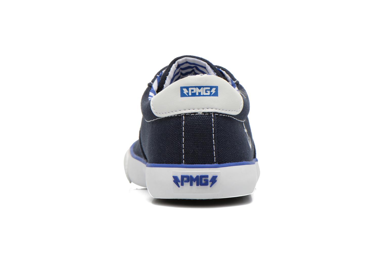 Baskets Primigi Pmg Olli 8 Bleu vue droite