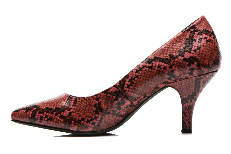Zapatos de tacón Pepe jeans Megan Vino vista de frente