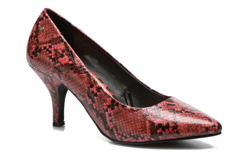 Zapatos de tacón Pepe jeans Megan Vino vista de detalle / par