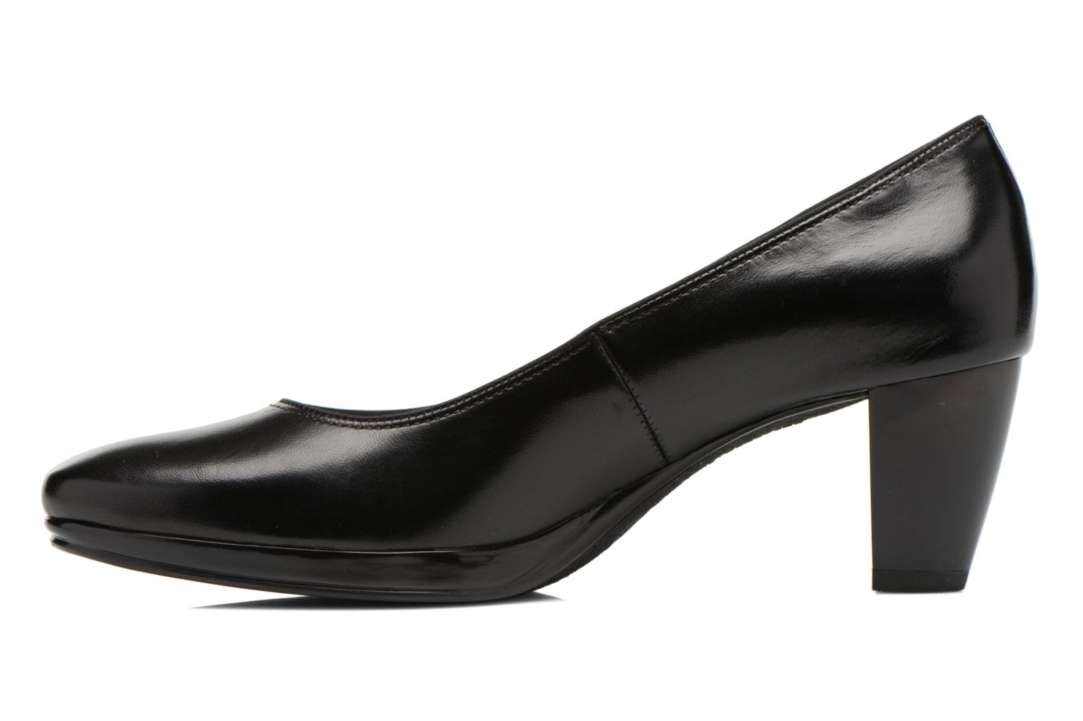 High heels Ara Toulouse Pla Black front view