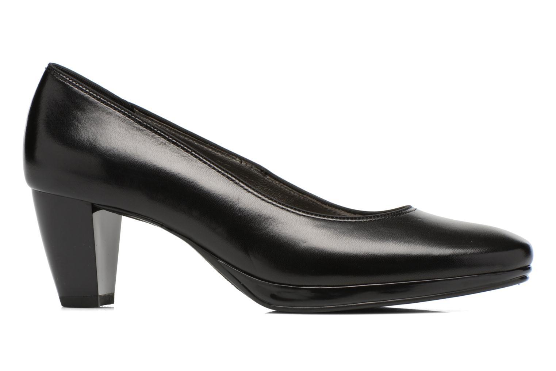 Zapatos de tacón Ara Toulouse Pla Negro vistra trasera