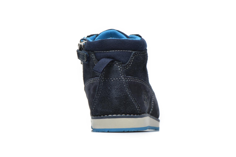 Bottines et boots Timberland Rollins Ford Bleu vue droite