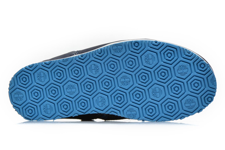 Bottines et boots Timberland Rollins Ford Bleu vue haut
