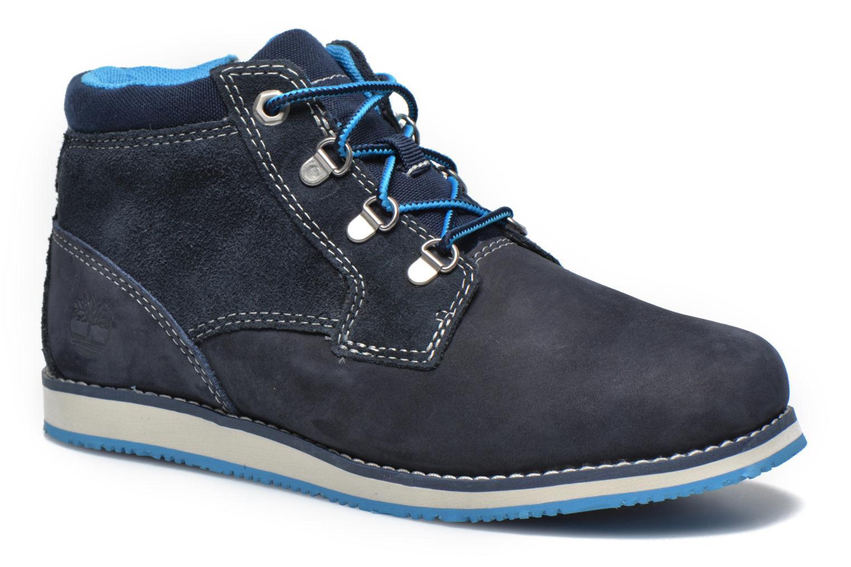Bottines et boots Timberland Rollins Ford Bleu vue détail/paire
