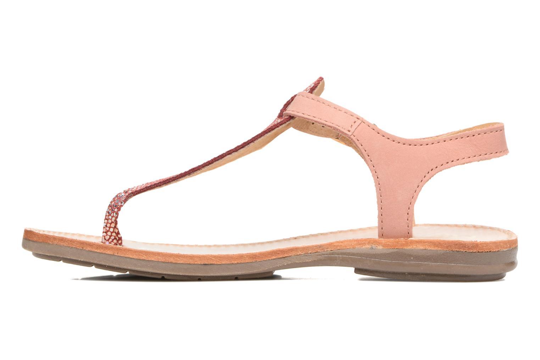 Sandals Minibel Klarice Pink front view