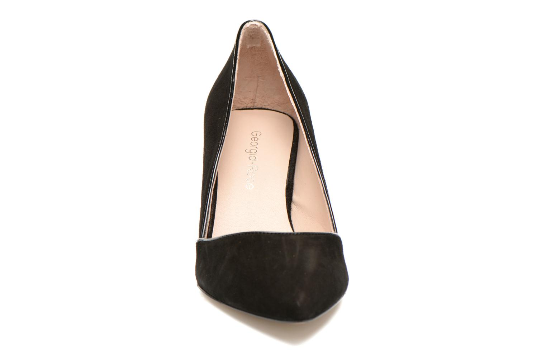 Zapatos de tacón Georgia Rose Fifillotte Negro vista del modelo